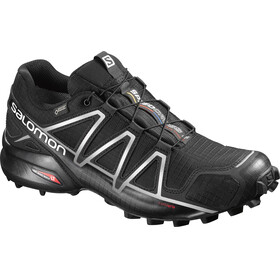 Salomon Speedcross 4 GTX Running Shoes Men grey/black